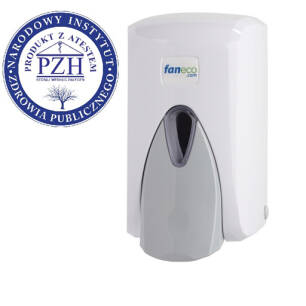 Liquid soap dispenser 0,5l POP