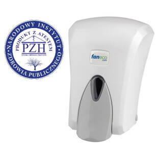Liquid soap dispenser 1l POP