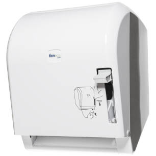 Manual paper roll towel dispenser POP