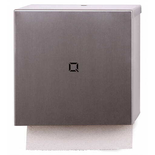 Paper towel dispenser QBIC