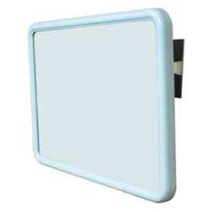 Retractable mirror with handle for disabled people 390 x 540 mm