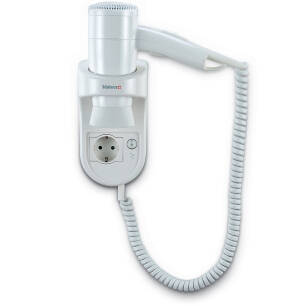 Hotel hair dryer 1600 W PREMIUM SMART SOCKET Valera