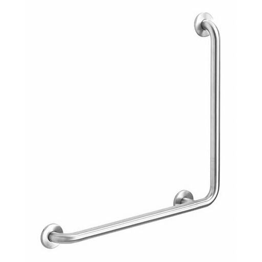Angled bar for disabled people 90º (reversible) SN M