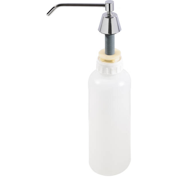 Under-counter soap dispenser 1000 ml