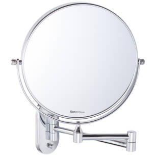 Hotel and bathroom magnifying mirror ISEO