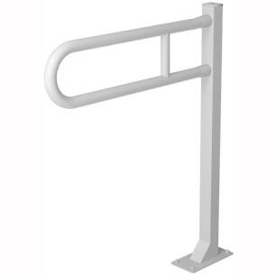Folding bar with column for disabled people 700 mm SW B