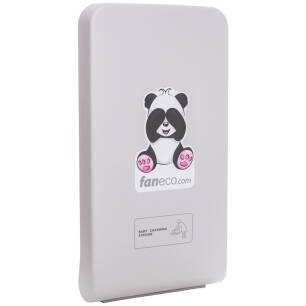 Folding baby changing station vertical PANDA