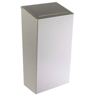 Wall-mounted wastebin with cover 30l SN M