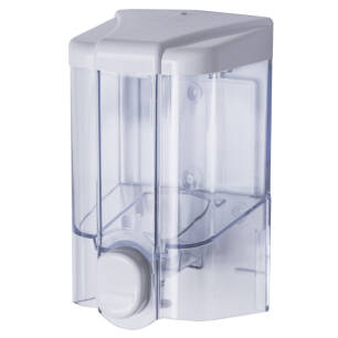 Liquid soap dispenser 0,5l JET