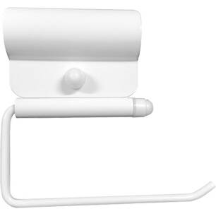 Paper toilet holder for grab bar Ø 32 SW B