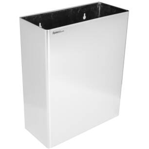Wall-mounted wastepaper bin 23l SN M